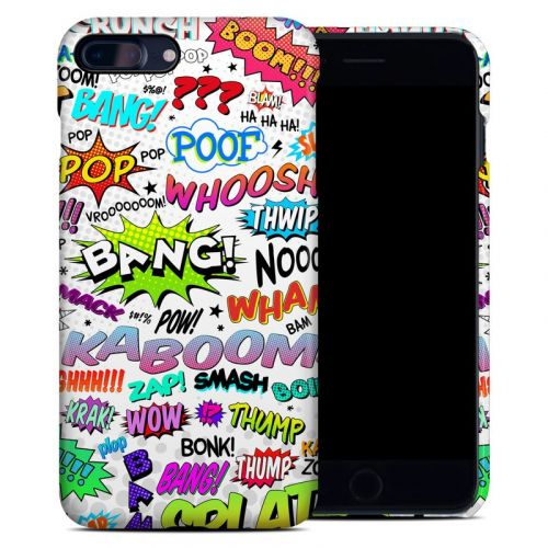 Comics iPhone 8 Plus Clip Case