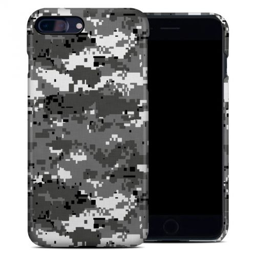 Digital Urban Camo iPhone 8 Plus Clip Case
