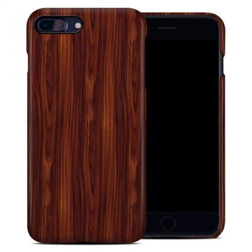 Dark Rosewood iPhone 8 Plus Clip Case