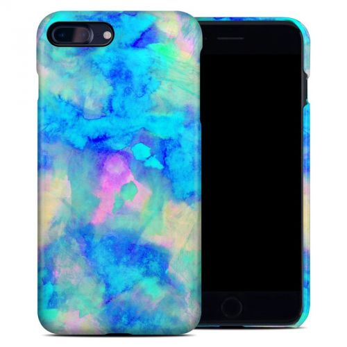 Electrify Ice Blue iPhone 8 Plus Clip Case