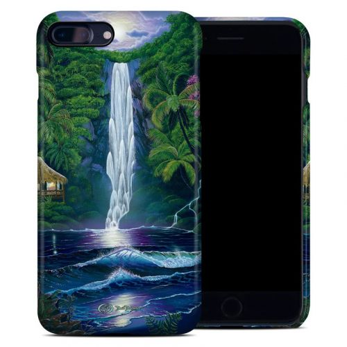 In The Falls Of Light iPhone 8 Plus Clip Case