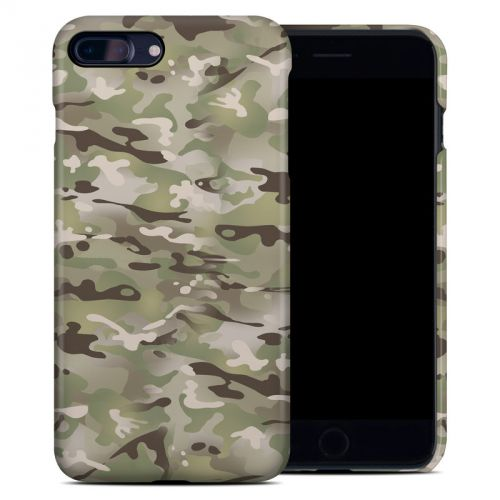 FC Camo iPhone 8 Plus Clip Case