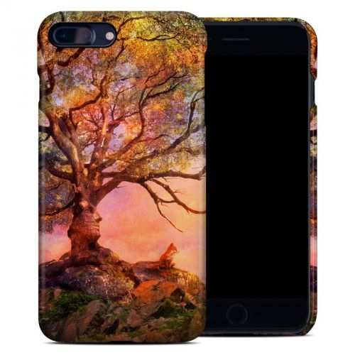 Fox Sunset iPhone 8 Plus Clip Case