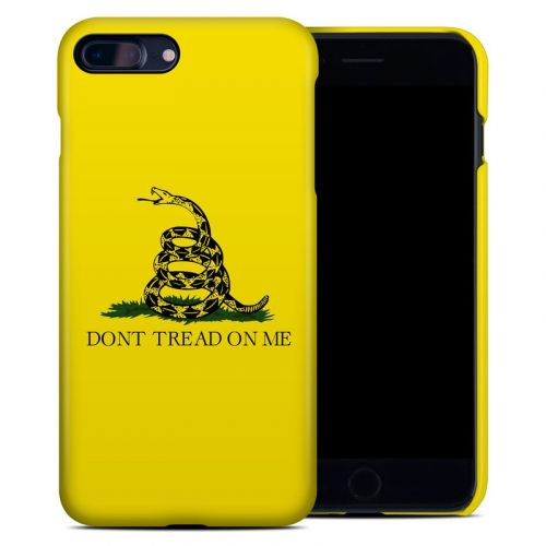 Gadsden Flag iPhone 8 Plus Clip Case