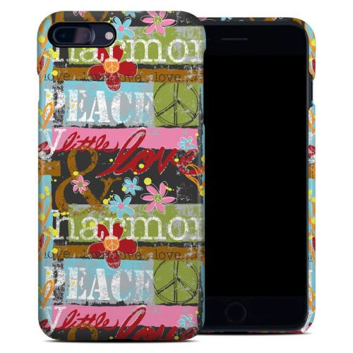 Harmony and Love iPhone 8 Plus Clip Case