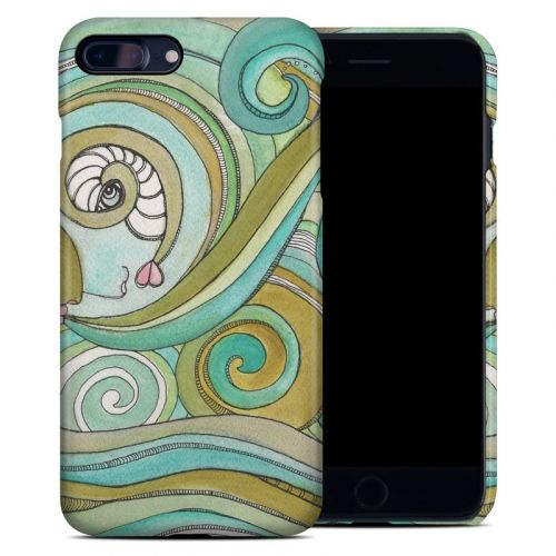 Honeydew Ocean iPhone 8 Plus Clip Case