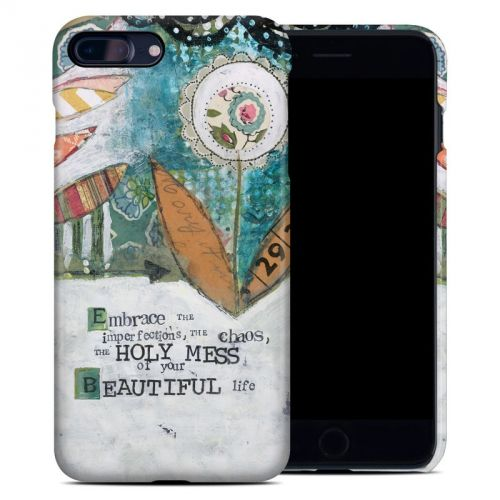 Holy Mess iPhone 8 Plus Clip Case