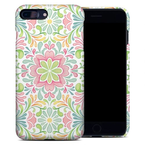 Honeysuckle iPhone 8 Plus Clip Case