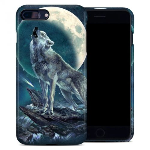 Howling Moon Soloist iPhone 7 Plus Clip Case