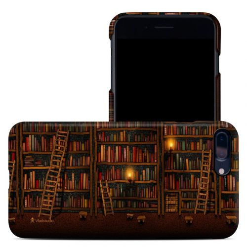 Library iPhone 8 Plus Clip Case