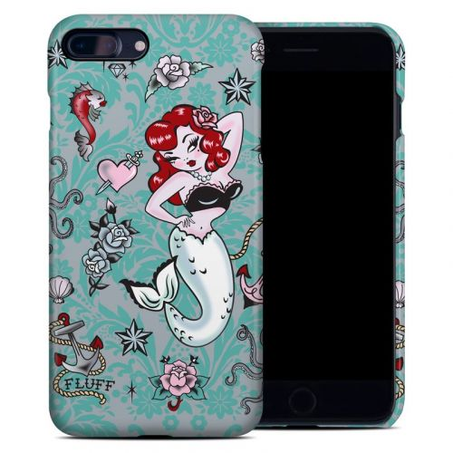 Molly Mermaid iPhone 8 Plus Clip Case