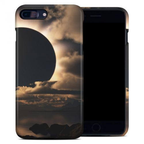 Moon Shadow iPhone 8 Plus Clip Case