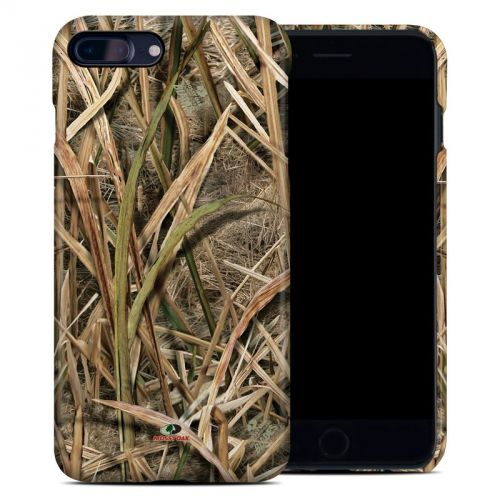 Shadow Grass Blades iPhone 8 Plus Clip Case