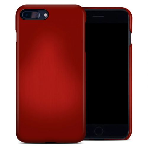 Red Burst iPhone 8 Plus Clip Case