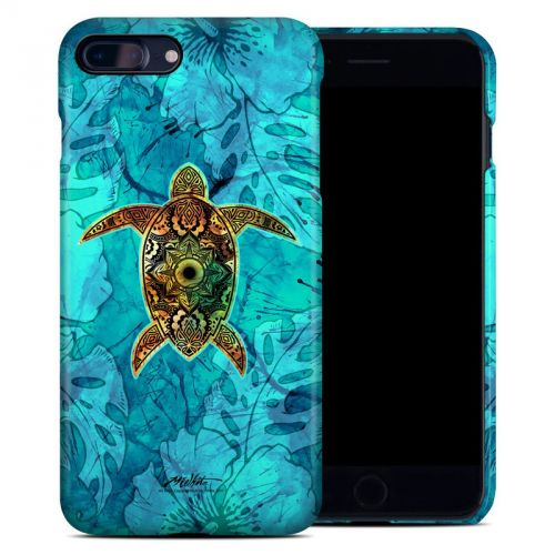Sacred Honu iPhone 8 Plus Clip Case