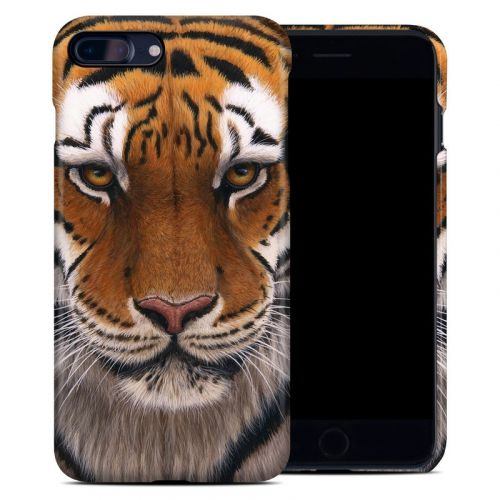 Siberian Tiger iPhone 8 Plus Clip Case
