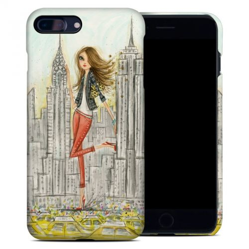 The Sights New York iPhone 8 Plus Clip Case