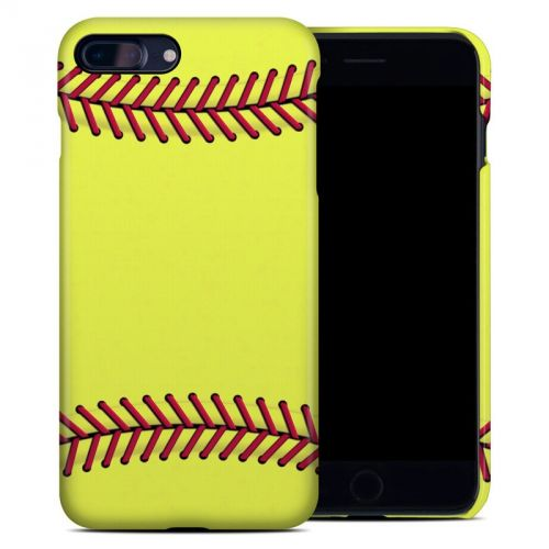 Softball iPhone 8 Plus Clip Case