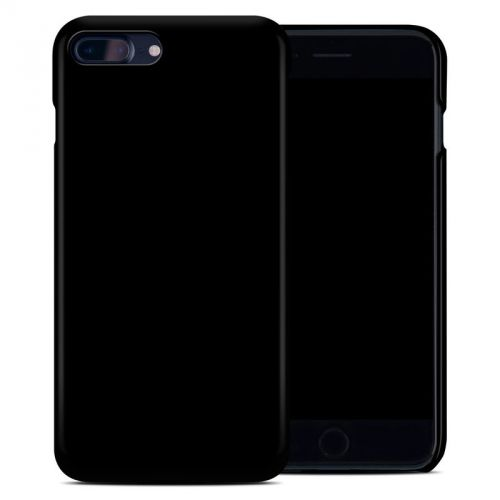 Solid State Black iPhone 8 Plus Clip Case