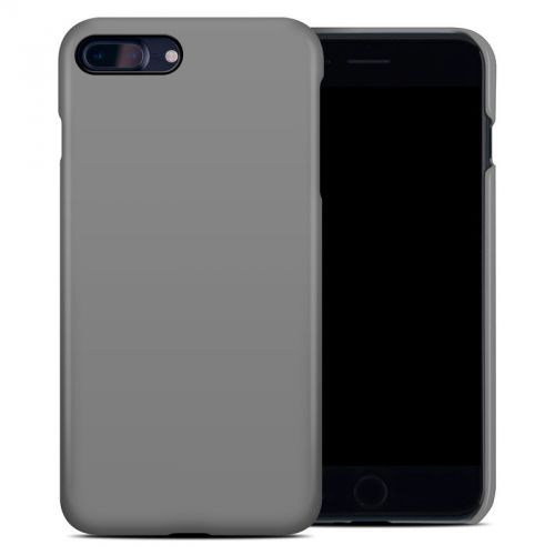 Solid State Grey iPhone 7 Plus Clip Case