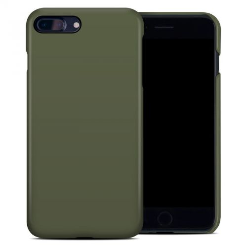 Solid State Olive Drab iPhone 8 Plus Clip Case