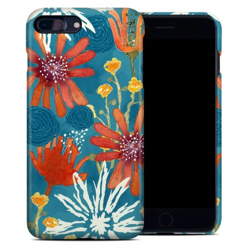 Sunbaked Blooms iPhone 8 Plus Clip Case