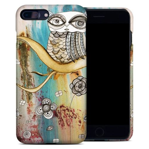 Surreal Owl iPhone 8 Plus Clip Case