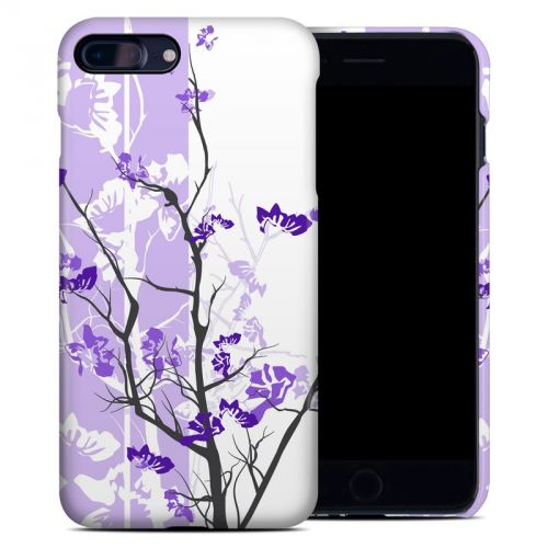 Violet Tranquility iPhone 8 Plus Clip Case