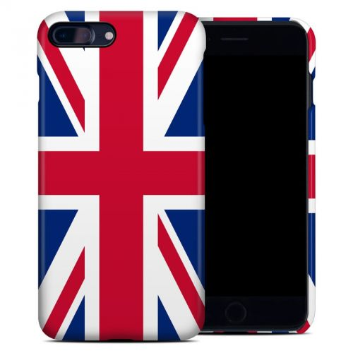 Union Jack iPhone 8 Plus Clip Case