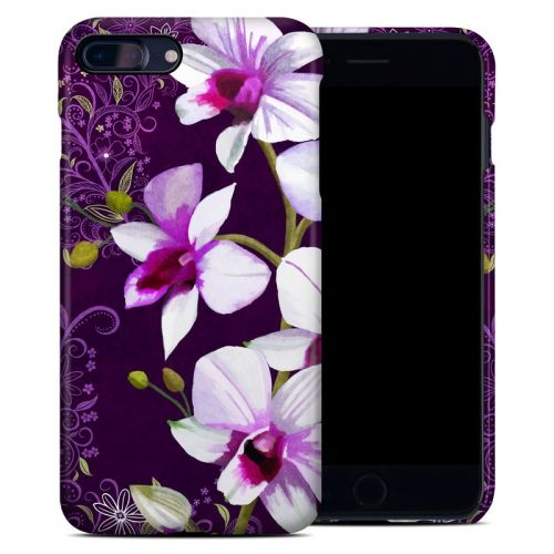 Violet Worlds iPhone 7 Plus Clip Case