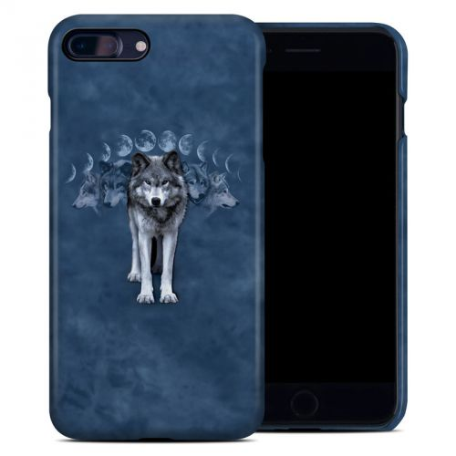 Wolf Cycle iPhone 7 Plus Clip Case