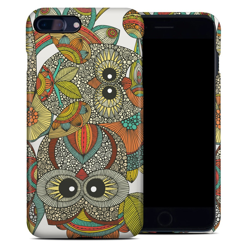 4 owls iPhone 8 Plus Clip Case