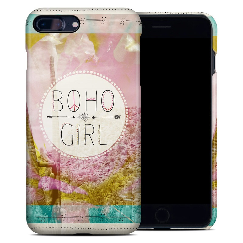 Boho Girl iPhone 7 Plus Clip Case