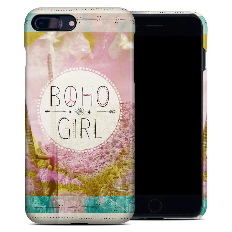 Boho Girl iPhone 7 Plus Clip Case
