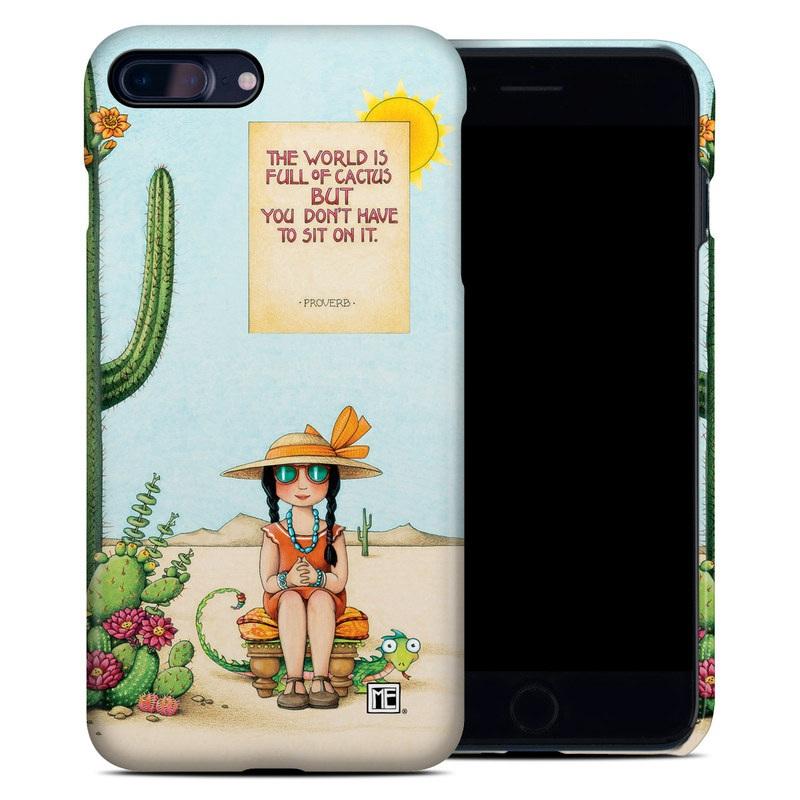 Cactus iPhone 8 Plus Clip Case