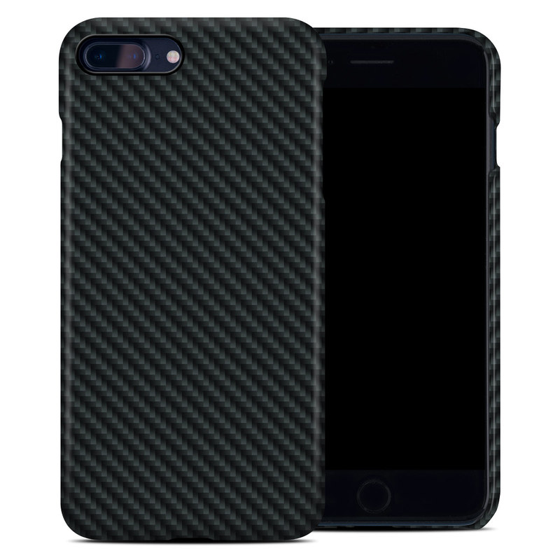 Carbon iPhone 8 Plus Clip Case