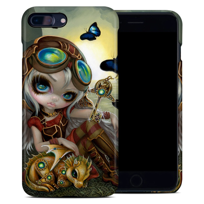 Clockwork Dragonling iPhone 7 Plus Clip Case