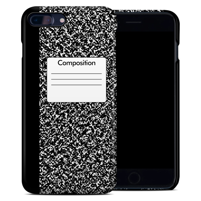 Composition Notebook iPhone 7 Plus Clip Case