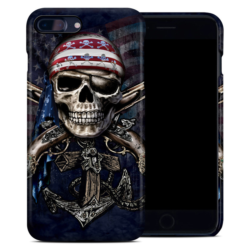 Dead Anchor iPhone 8 Plus Clip Case