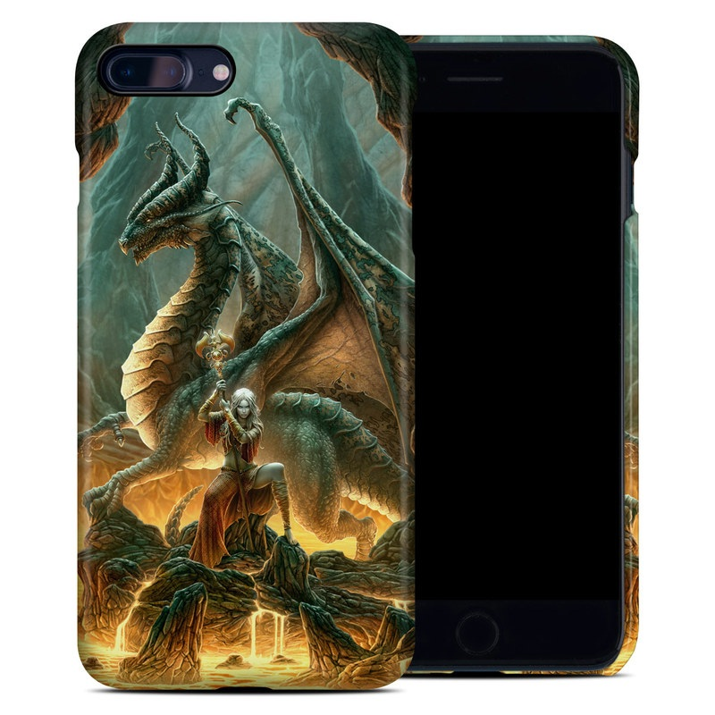 Dragon Mage iPhone 8 Plus Clip Case