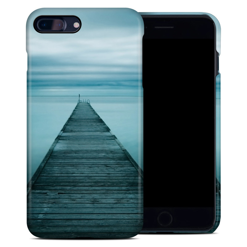 Evening Stillness iPhone 8 Plus Clip Case