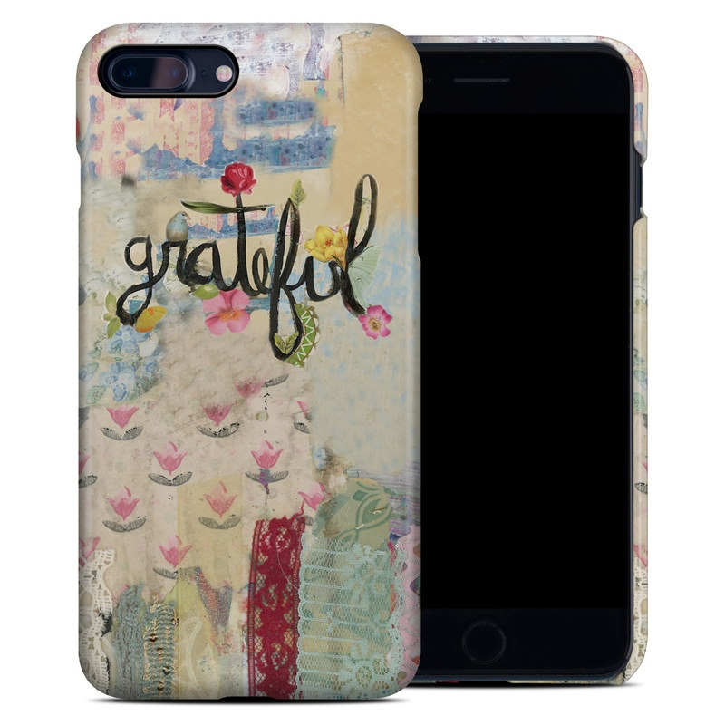 Grateful iPhone 8 Plus Clip Case