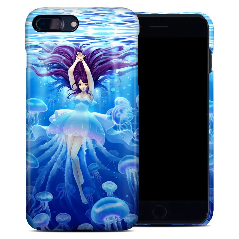 Jelly Girl iPhone 8 Plus Clip Case