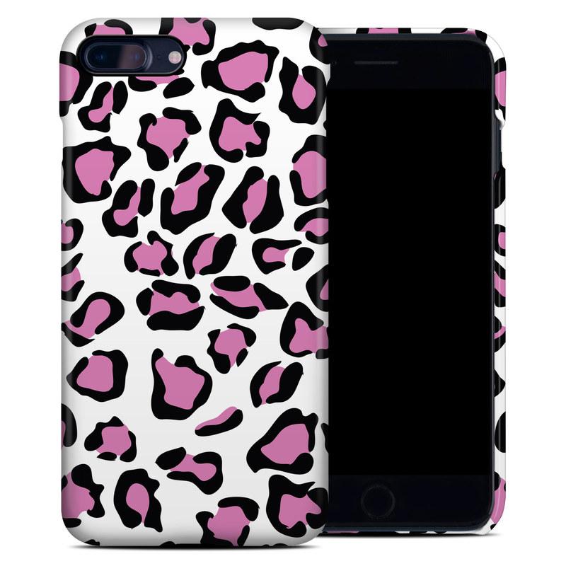 Leopard Love iPhone 7 Plus Clip Case