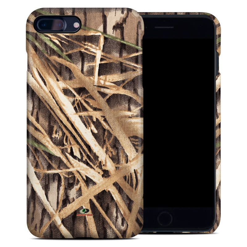 Shadow Grass iPhone 8 Plus Clip Case