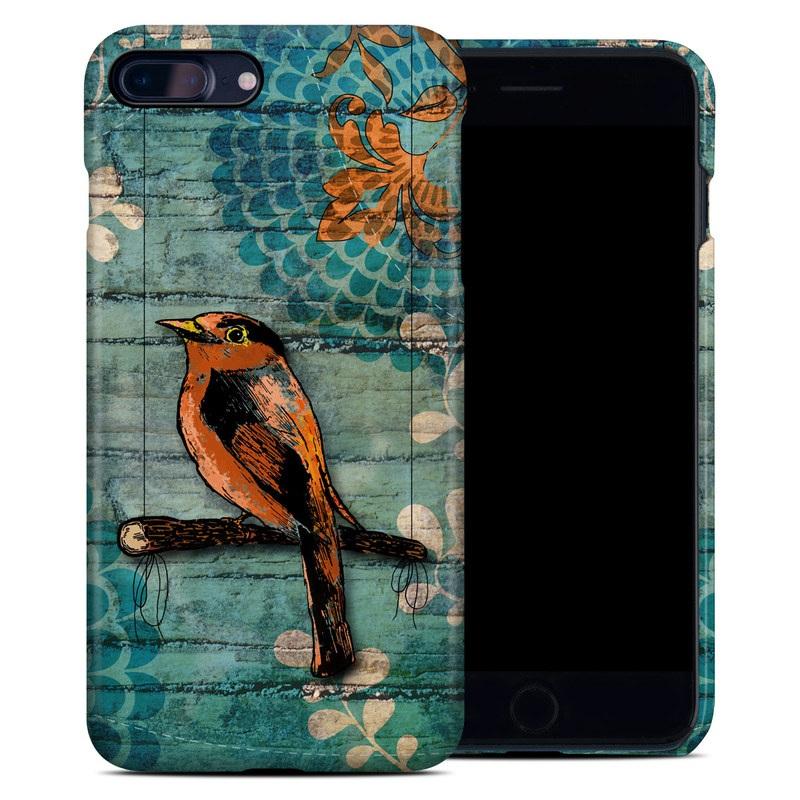 Morning Harmony iPhone 8 Plus Clip Case