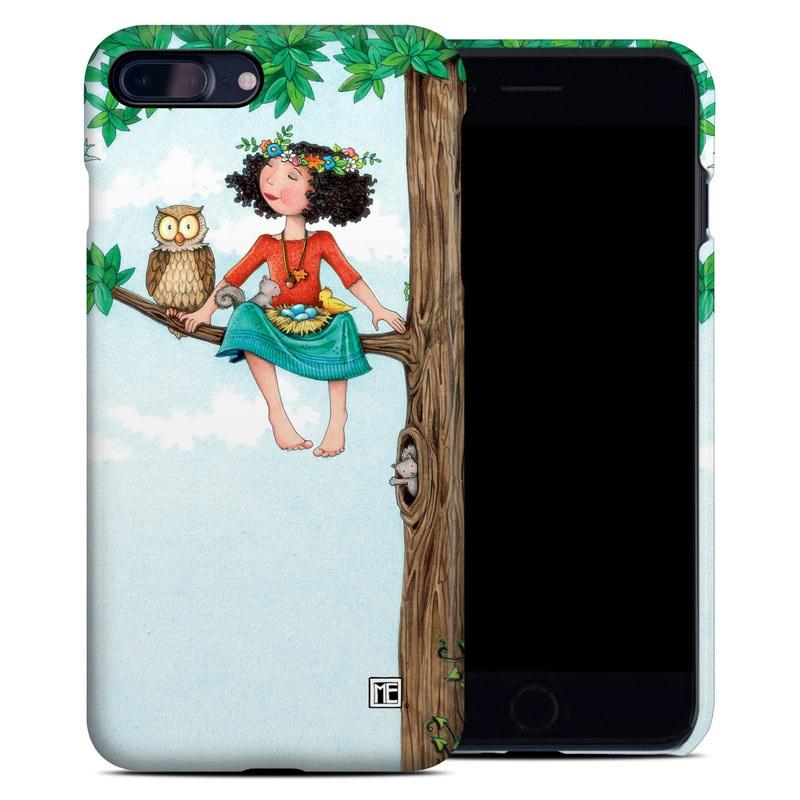 Never Alone iPhone 7 Plus Clip Case