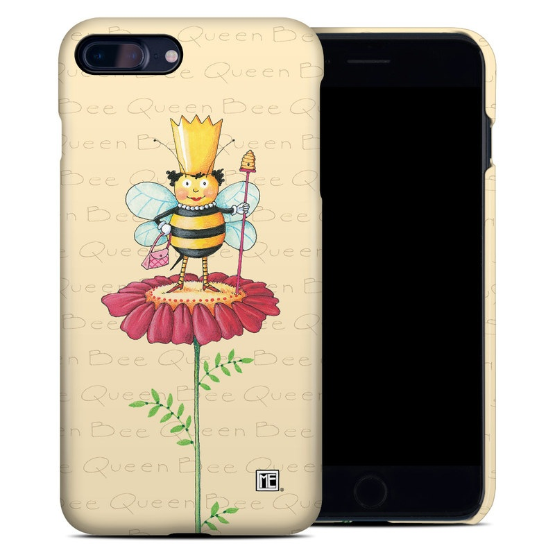 Queen Bee iPhone 8 Plus Clip Case