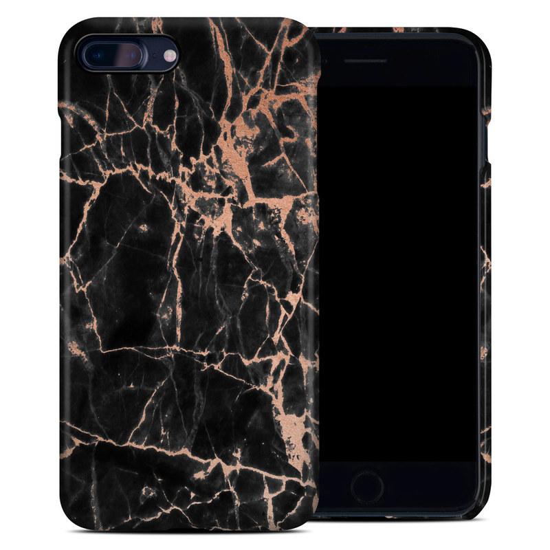 Rose Quartz Marble iPhone 7 Plus Clip Case