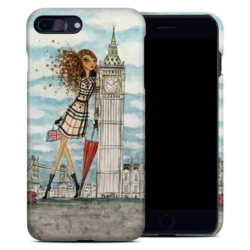 The Sights London iPhone 8 Plus Clip Case